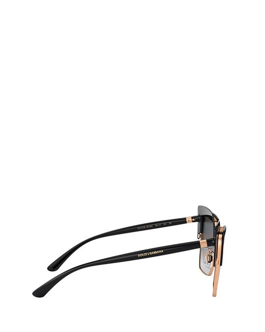 Dolce & Gabbana Dg6126 Black Sunglasses