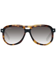 Dsquared2 Mint Unisex Brown Sunglasses Dq0286 5656b 56-14-145 Mm