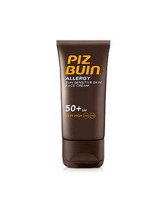 Piz Buin Allergy Sun Sensitive Skin Face Cream Spf50 50ml