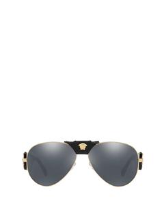 VE2150Q pale gold Sonnenbrillen