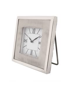 Table Clock Moments 225 silver