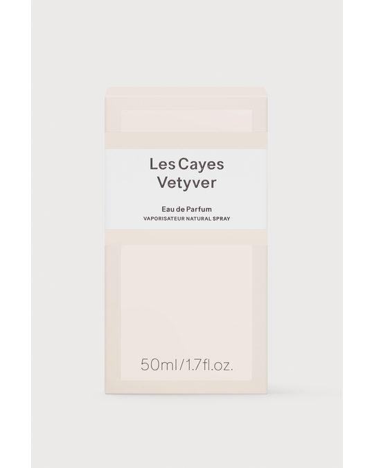 H&M Eau De Parfum Les Cayes Vetyver