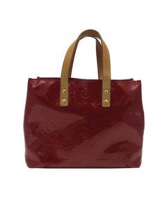 Louis Vuitton Vernis Reade Pm Red