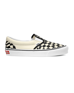 Ua Classic Slip-on Twist F Warp Checker/classic White