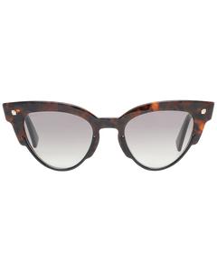Dsquared2 Mint Women Brown Sunglasses Dq0306 5052p 50-21-146 Mm