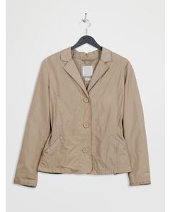 Women's Jacket Cobblestone Beige