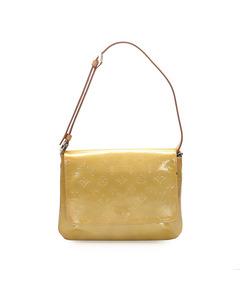 Louis Vuitton Vernis Thompson Street Yellow
