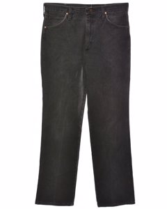 Straight Leg Wrangler Jeans