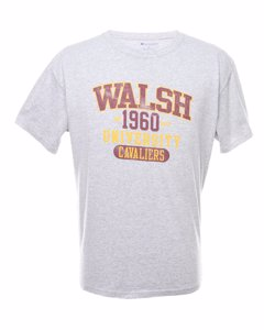 Champion  Walsh Cavaliers Printed T-shirt