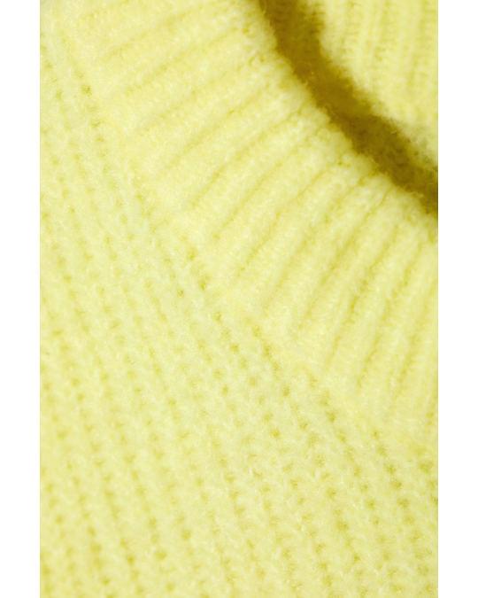 Weekday Mino Sweater Yellow