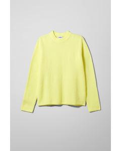 Mino Sweater Yellow