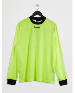 Hmldonny T-shirt L/s Safety Yellow