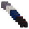 Mario Russo 10-pack Basic Boxers Bla