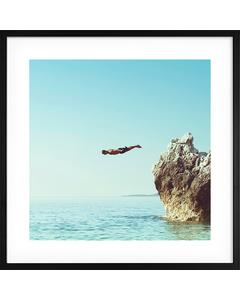 Poster Cliff Dive