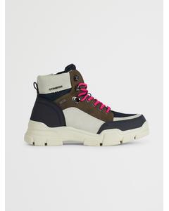 Sneaker Navy-ice-khaki