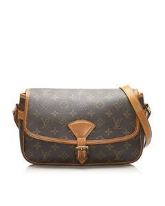 Louis Vuitton Monogram Sologne Brown