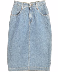1990s Lee Denim Skirt