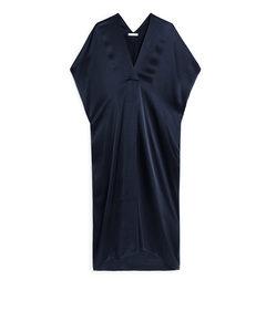 Kaftan Dress Blue