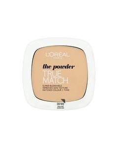 Loreal True Match Powder W5 Golden Sand 9g