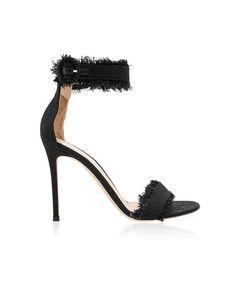 Lola Frayed Sandals