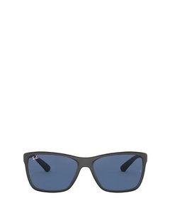 Rb4331 Matte Black Zonnenbrillen