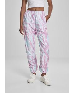 Damen Ladies Tie Dye Track Pants