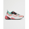 Charged Sneaker Red Multi