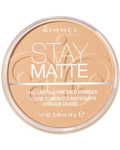 Rimmel Stay Matte Pressed Powder 006 Warm Beige 14g