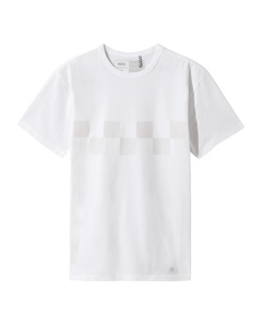 Off The Wall Elevated Ss White