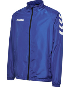 Core Zip-up Jacket With Front Pockets