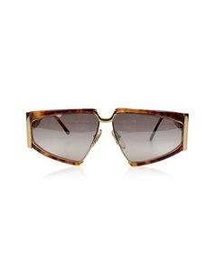 Italian Graffiti By Maga Vintage 8230 B Unisex Mint Sunglasses 130 Mm
