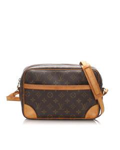 Louis Vuitton Monogram Trocadero 27 Brown