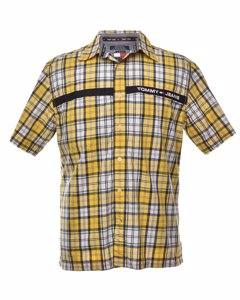 2000s Tommy Hilfiger Checked Shirt