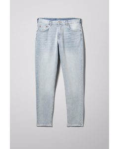 Slim Jeans Cone Messy Blue