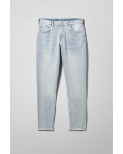 Slim Jeans Cone Messy Blue