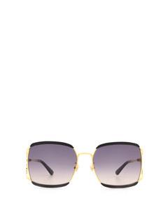 Gg0593sk Black Solglasögon