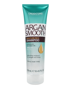 Creightons Argan Smooth Shampoo 250ml
