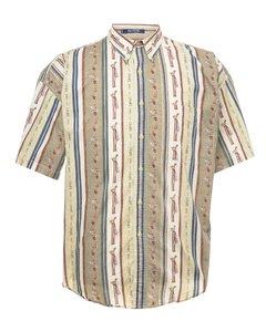 2000s Chaps Short Sleeved Shirt