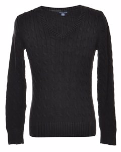 2000s Tommy Hilfiger Cable Knit Jumper