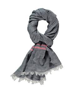 Gestreepte Structurele Sjaal