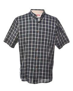 2000s Wrangler Checked Shirt