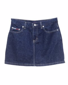 1990s Tommy Jeans Mini Skirt