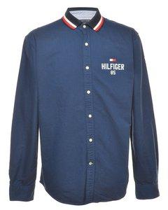 Navy Tommy Hilfiger Shirt