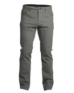 Regular Twill Jeans Green