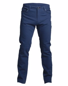 Regular Twill Jeans Cobalt Blue