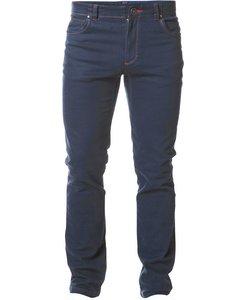 Regular Twill Jeans Navy
