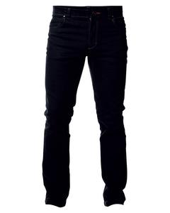 Regular Twill Jeans Black