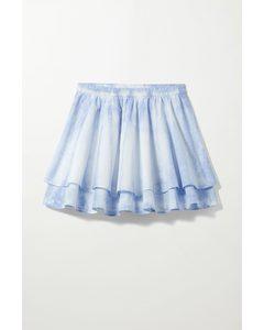 Kate Skirt Blue