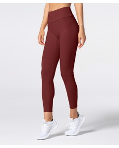 Carpatree Woman Spark Highwaist Leggings Ruhbarb