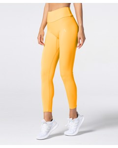 Carpatree Woman Spark Highwaist Leggings Citrus